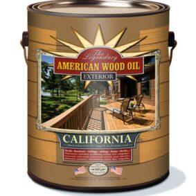 CALIFORNIA Exterior Oil