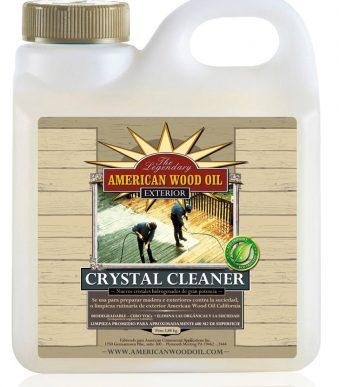 American Wood Oil CRYSTAL CLEANER