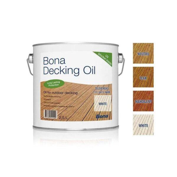 Ulei Deck BONA Decking Oil 2,5l