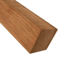 Lemn Exotic Masiv - structura decking