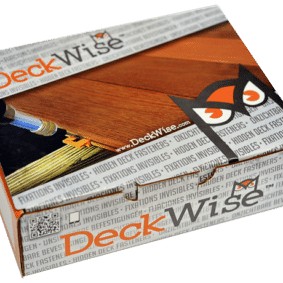 Sistem de prindere ascunsa DeckWise Extreme4 Invisible Clips - Complete Kit